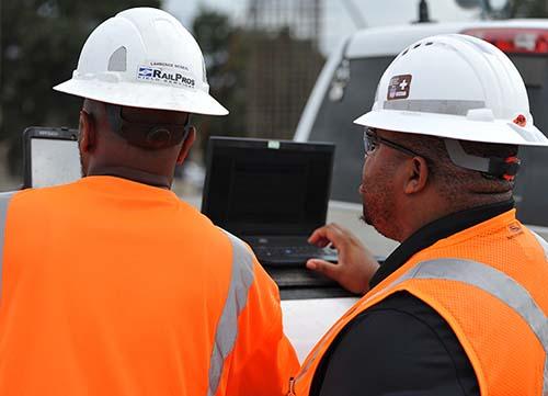 RailPros Field Services - Construction Management