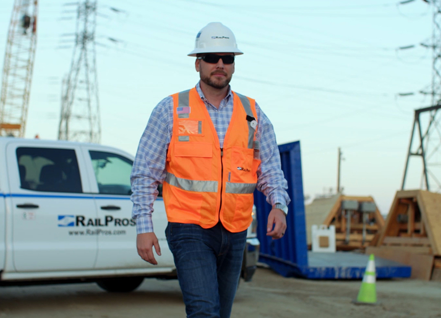 RailPros Field Service - Construction Observation