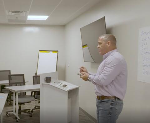 RailPros Facilitator - Classroom and Virtual Training
